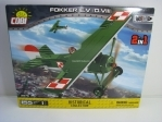 Cobi 2976 Fokker E.V (D.VIII) stavebnice Great War Historical collection