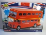 Cobi 1885 London bus stavebnice 1:35 Historie