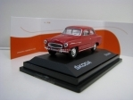 Škoda Octavia 1963 Dark Red 1:72 Abrex