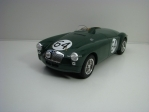 MG A ex182 roadster No.64 Lund-Waeffler 24H Le Mans 1955 1:18 Triple 9 Collection