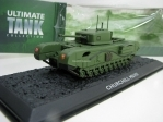 Tank Churchill MkVII 1:72 Ultimate tank Collection Atlas