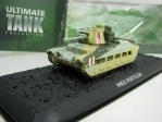 Tank Matilda MkII 1:72 Ultimate tank Collection Atlas