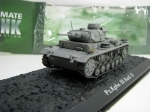 Tank Pz.Kpfw. III Ausf. G 1:72 Ultimate tank Collection Atlas