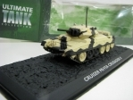 Tank Cruiser MkVIA Crusader II 1:72 Ultimate tank Collection Atlas