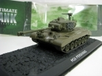 Tank M26 Pershing 1:72 Ultimate tank Collection Atlas