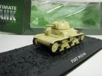 Tank Fiat M 13/40 1:72 Ultimate tank Collection Atlas