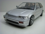 Honda Civic EG6 1992 Silver 1:18 Triple 9 Collection