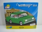 Cobi 24542 Wartburg 353 stavebnice 1:35 Youngtimer collection