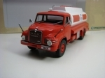 Man 626 H Cisterna Esso 1967 1:43 Atlas Edition