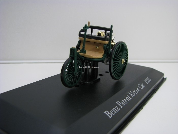 Benz Patent Motor Car 1886 1:43 Atlas Edition