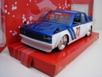 Datsun 510 Widebody 1973 No.73 Blue 1:24 JDM Tuners Jada Toys