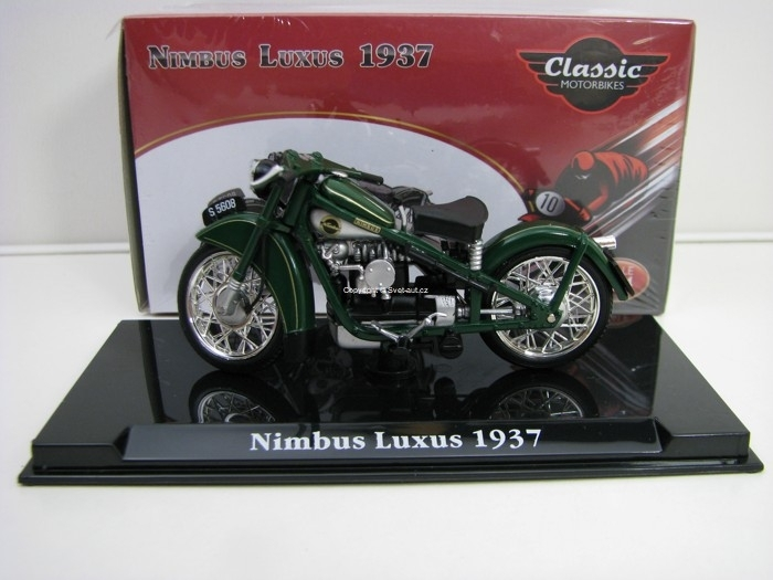 Nimbus Luxus 1937 1:24 Atlas Edition