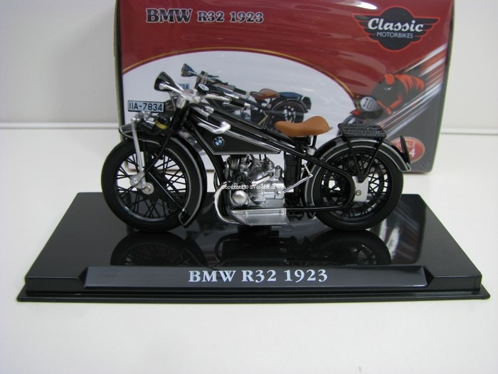 BMW R32 1923 1:24 Atlas Edition