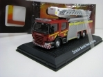 Scania Aerial Rescue Pump Hasiči 1:72 Atlas