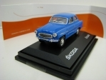 Škoda Octavia 1963 Light Blue 1:72 Abrex