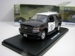 Chevrolet Tahoe 2012 Highway Patrol 1:43 Greenlight