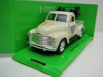Chevrolet 3100 Tow Truck 1953 Créme 1:34-39 Welly