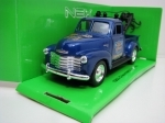Chevrolet 3100 Tow Truck 1953 Blue 1:34-39 Welly