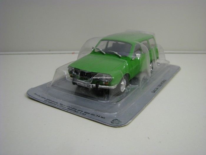 Dacia 1300 Kombi Green 1:43 Atlas Edition