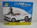 Cobi 24546 FSO 125P Pic Up stavebnice 1:35 Youngtimer collection