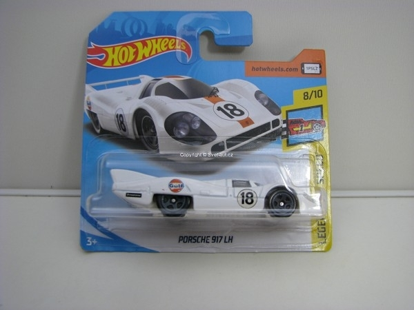 Porsche 917 LH 8/10 Legends Of Speed Hotwheels 2018