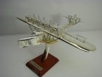 Dornier Do X 1929 1:200 Silver Classics Atlas Edition