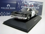 Chevrolet Bel Air USA Police 1973 1:43 Police Cars Atlas Edition