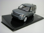 Land Rover Discovery Indus Silver 1:43 Ixo Models