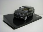 Range Rover Evoque 3 Door Santorini Black 1:43 Ixo Models