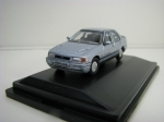 Ford Sierra Saphire Moonstone Blue 1:76 Oxford
