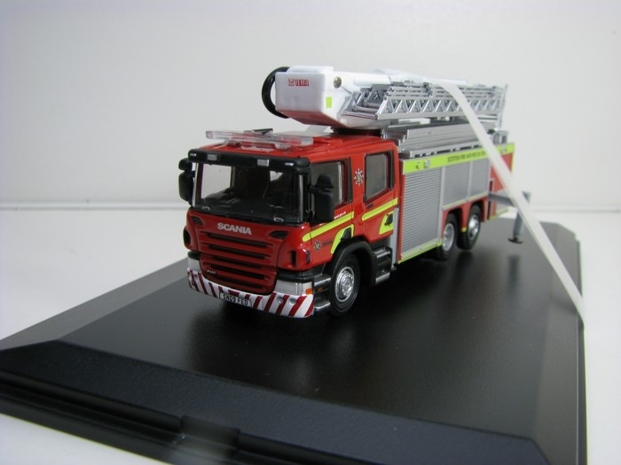 Scania ARP Scottish Fire 1:76 Oxford