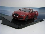 Jaguar XFR Italian Racing Red 1:43 Ixo Models