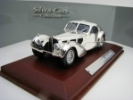 Bugatti Coupé Atlantic chrom 1:43 Atlas Edition