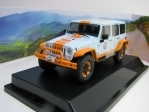 Jeep Wrangler Unlimited Gulf Oil 2015 1:43 Greenlight