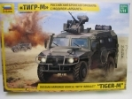 Gaz Tigr-M with Arbalet kit 1:35 Zvezda 3683