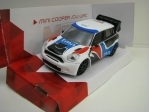 Mini Cooper JCW WRC No.17 Racing 1:43 Mondo Motors