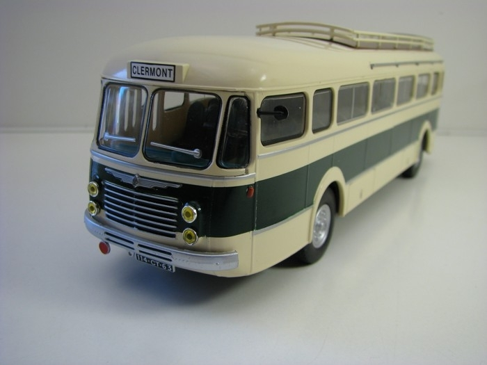 Autobus Renault R 4192 1956 France 1:43 Atlas