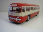 Autobus Chausson ANG Francie 1956 Red 1:43 Atlas