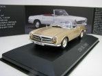 Mercedes-Benz 230 SL W113 1963 Beige 1:43 Premium Collectible