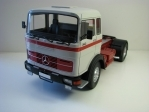 Mercedes LPS 1632 Tahač 1962 šedo bílá 1:18 Road Kings
