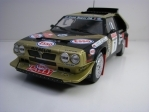 Lancia Delta S4 No.7 Tabaton Rallye Sanremo 1986 1:18 Triple 9 Collection