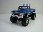 Ford F-250 Pick Up 1974 Bigfoot original Moster Truck 1:43 Greenlight 86097