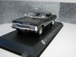 Chevrolet Impala Sport sedan 1967 Supernatural Join the Hunt 1:43 Greenlight 86441