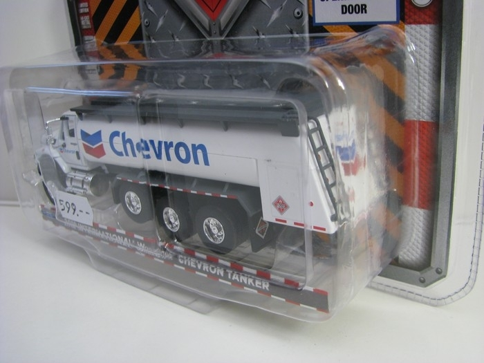International WorkStar Chevron Tanker 2018 1:64 SD Trucks Greenl