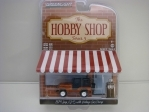 Jeep CJ-5 1974 + Gas Pump 1:64 Hobby Shop série 5 Greenlight