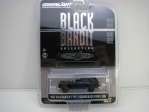 Volkswagen Type 3 Panel Van Black Bandit série 20 1:64 Greenlight