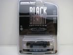 Ford Mustang II Cobra II 1976 Black Bandit série 20 1:64 Greenlight