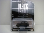 Jeep CJ-7 1976 Black Bandit série 20 1:64 Greenlight