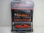 Chevrolet Camaro ZL1 1969 1:64 Barret-Jackson Greenlight