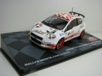 Abarth Grande Punto S2000 No.2 Basso Rallye MC 2009 1:43 Atlas Edition